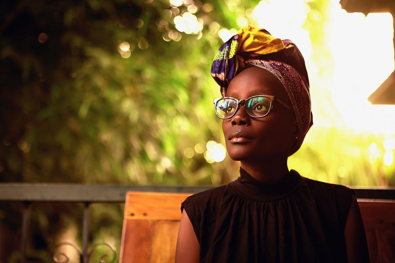 Lea KIlenga Masamo