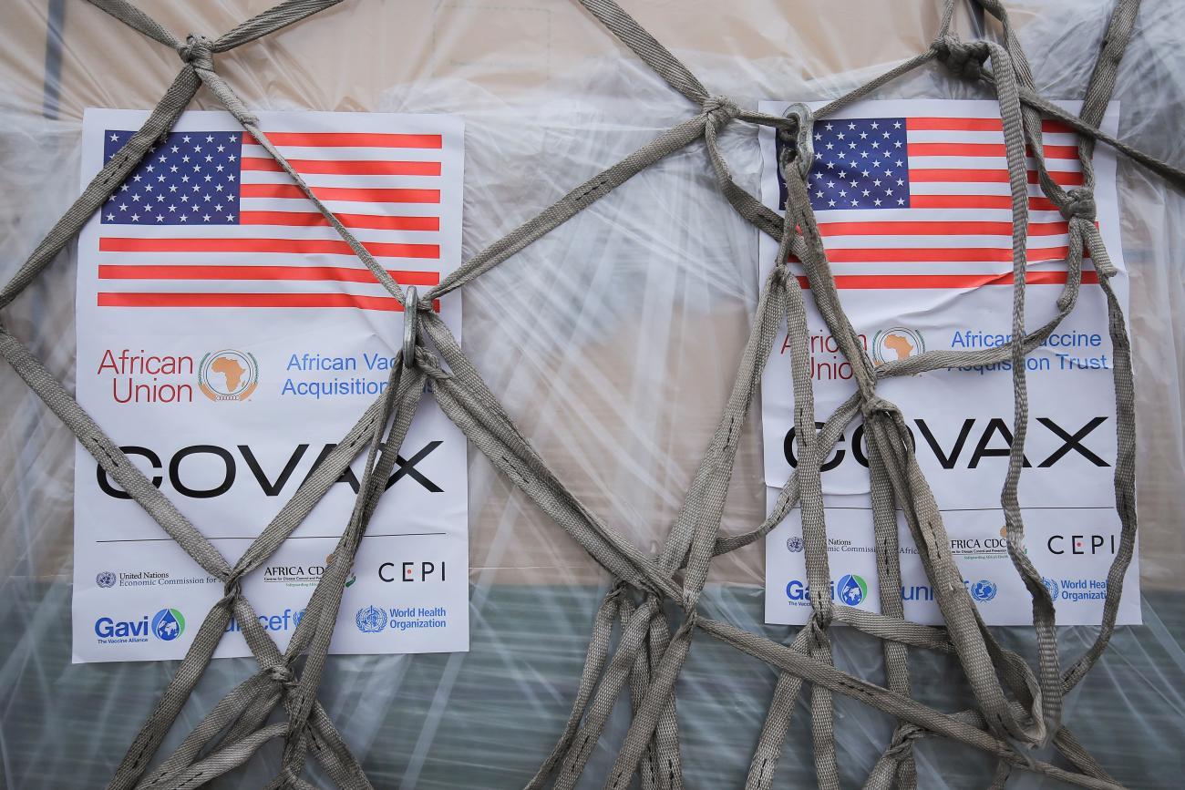 covax scheme shipment