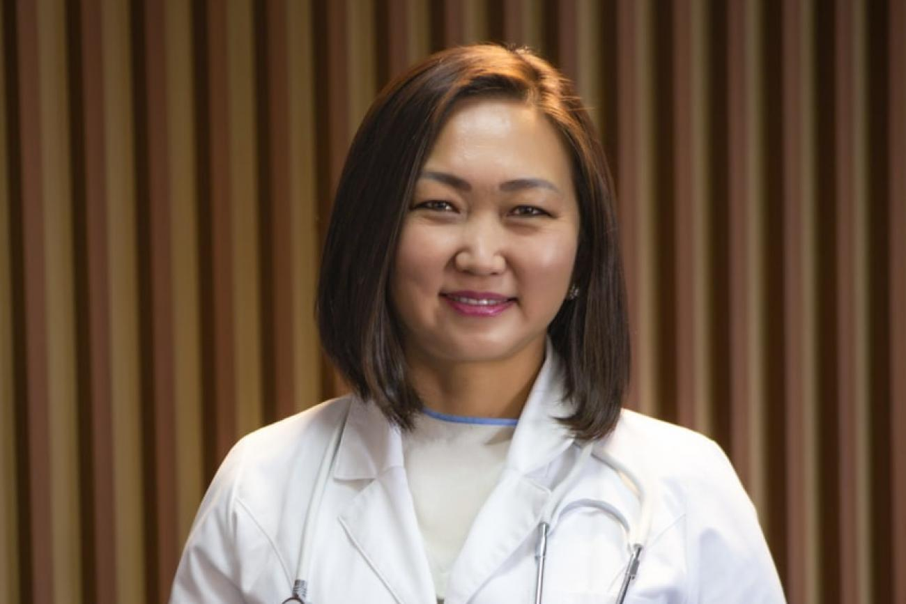 Dr. TsetsegsaikhanBatmunkh