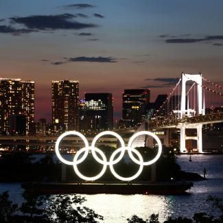 Japan's Olympic-Size Gamble on COVID-19