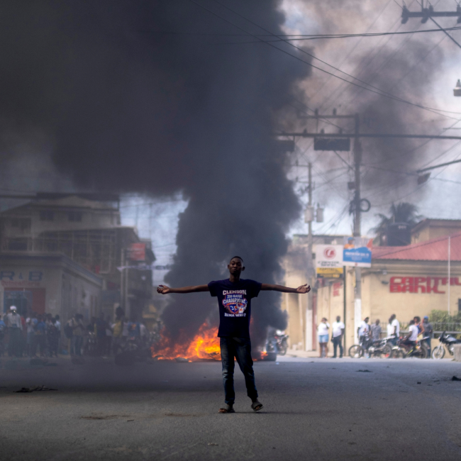 Pandemic Protests: When Unrest and Instability Go Viral