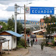 Coronavirus in Latin America