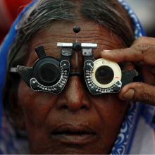 Staring Down Gender Disparities in Vision Loss